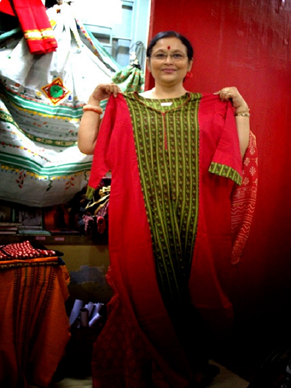 SRAVASTI – Blend of traditional and new age clothing ...