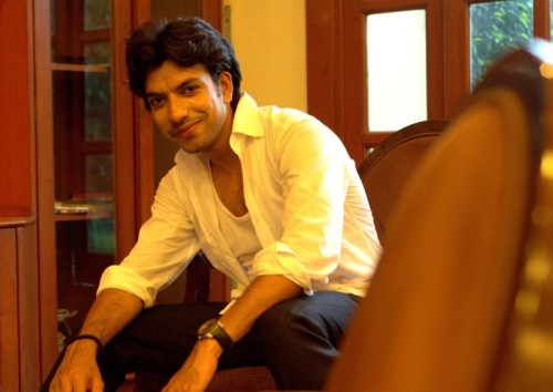 Photo of Interview Session with 'Funnyman' Vicky