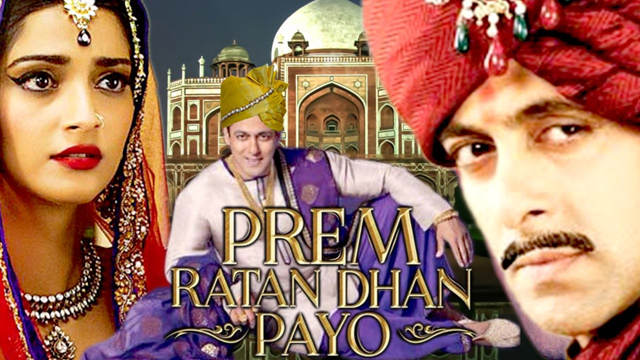 Prem Ratan Dhan Payo ∼ Review