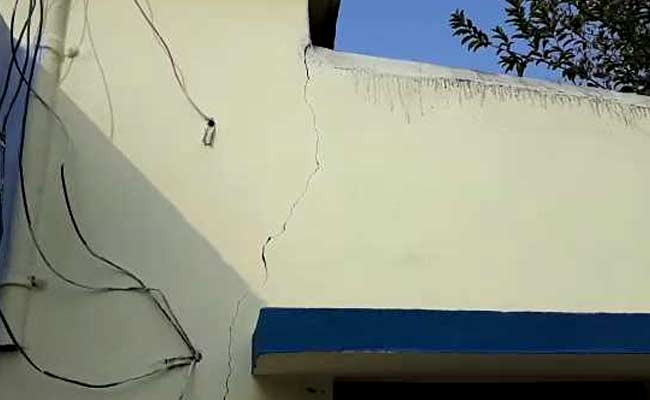 Photo of 4.3 Magnitude Earthquake In Jharkhand, Tremors Felt In Parts Of Bihar