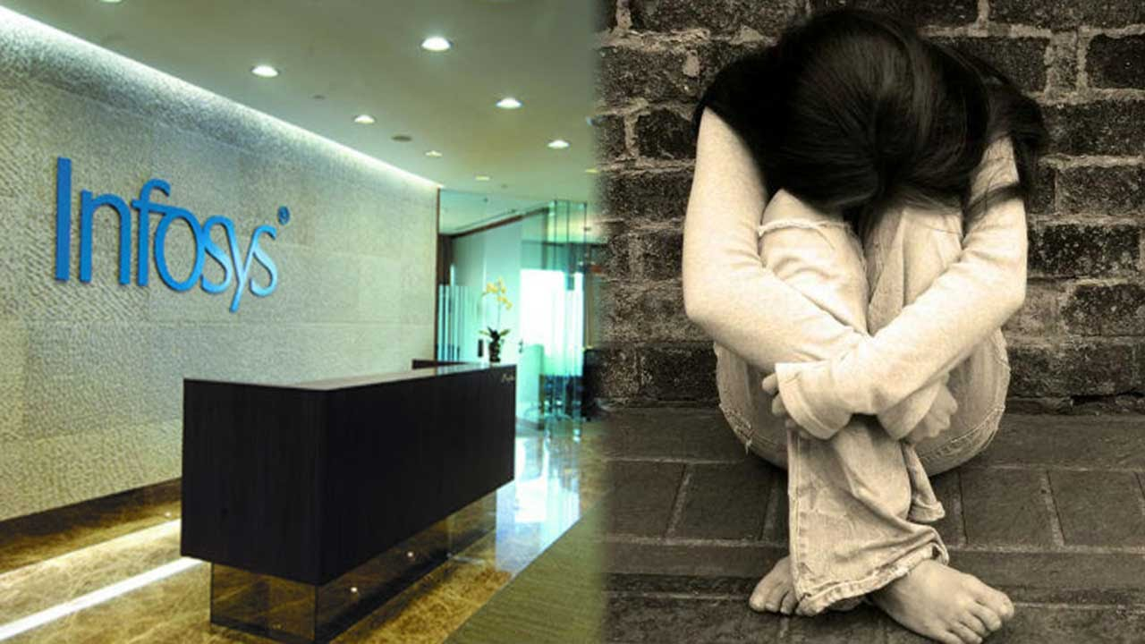 Photo of A Woman alleges rape in Infosys Pune Campus