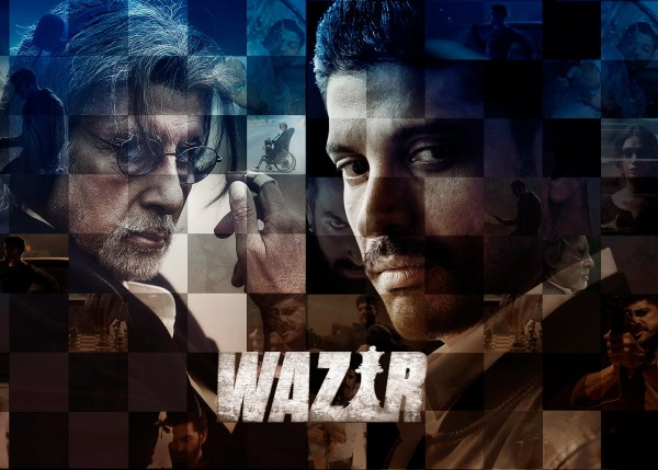 Photo of Review : Wazir