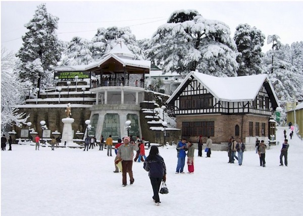 Photo of 9 Romantic Things To Do For Couples In Shimla