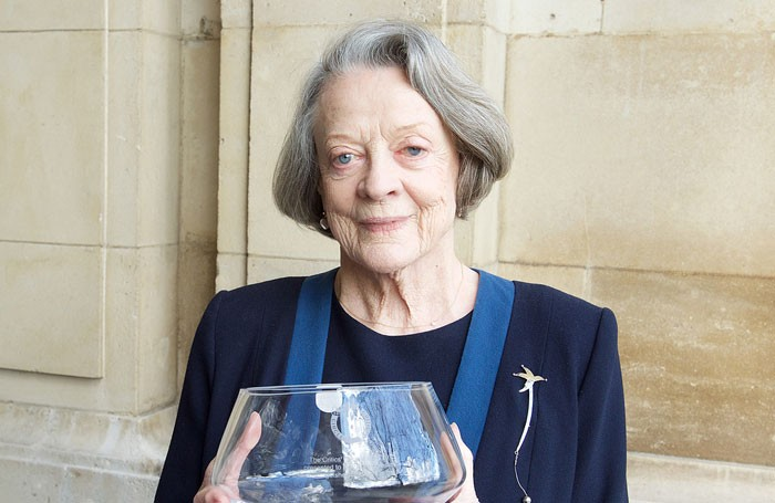 Photo of Maggie Smith wins Critic's Circle Award