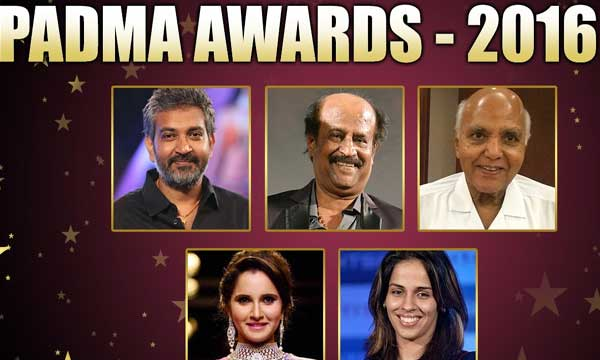 Photo of Padma Awards 2016-The Complete List