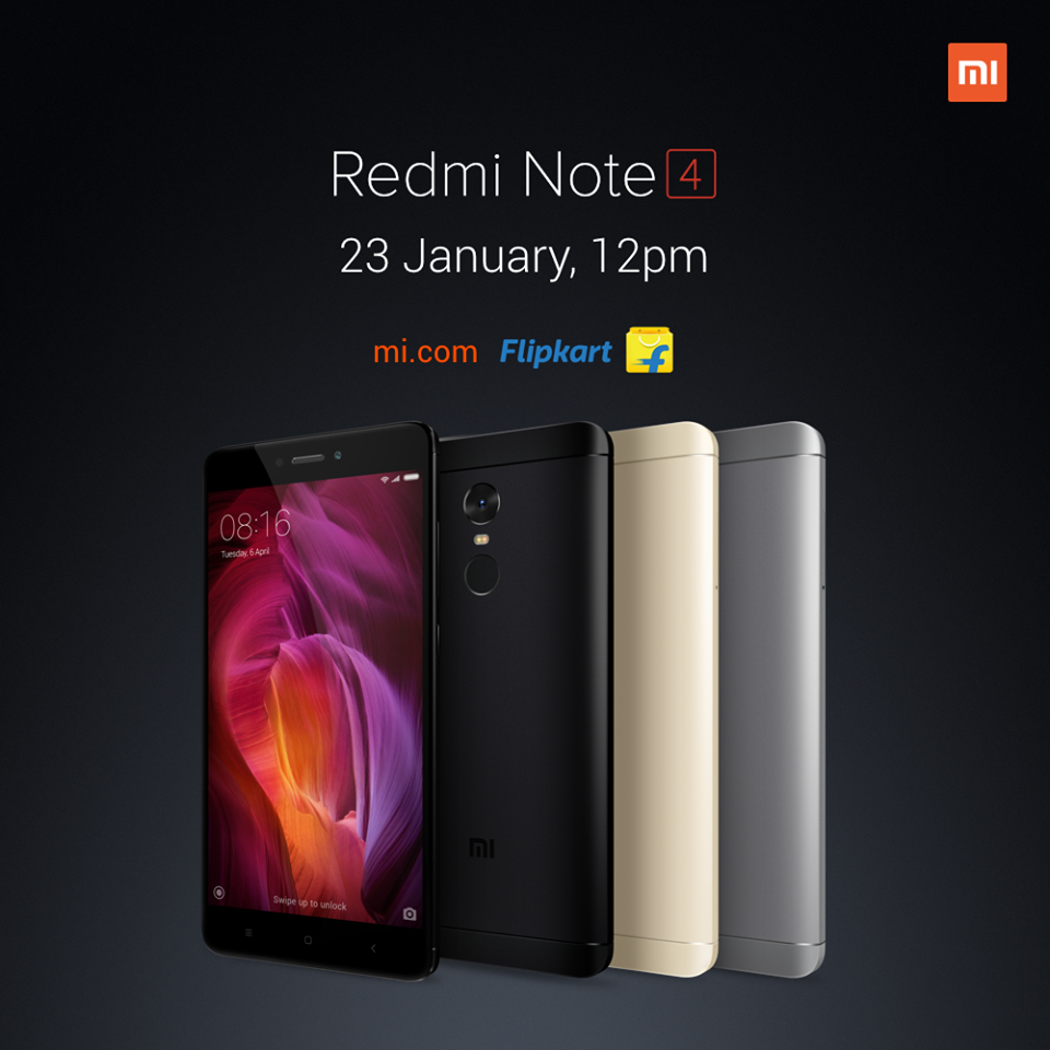 Photo of Redmi Note 4 – Power has a new look