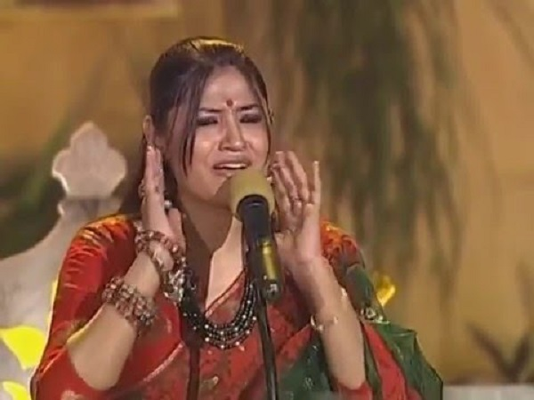 Photo of The Bong girl with the incredible voice in 'Payaal'