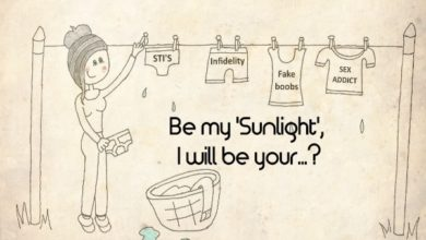 Photo of Be my 'Sunlight', I will be your…?