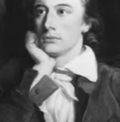 Photo of Keats and his Odes