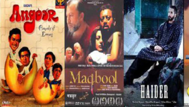Photo of William Shakespeare's adaptations in Indian cinema
