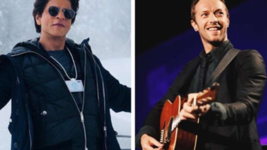 Photo of Coldplay and SRK exchange love over twiiter!