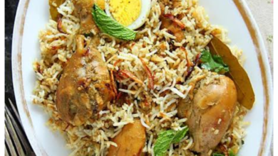 Photo of CHICKEN BIRIYANI!