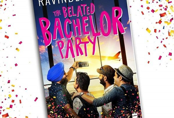 Photo of Ravinder Singh decodes the secrets behind 'The Belated Bachelor Party'