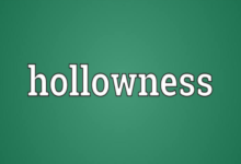 Photo of Hollow, the emptiness that you are bearing!