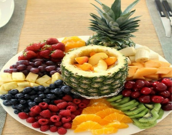 Fit With Fruits