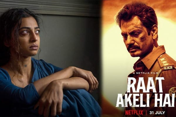 Raat Akeli Hain- A thriller movie with a dramatic touch